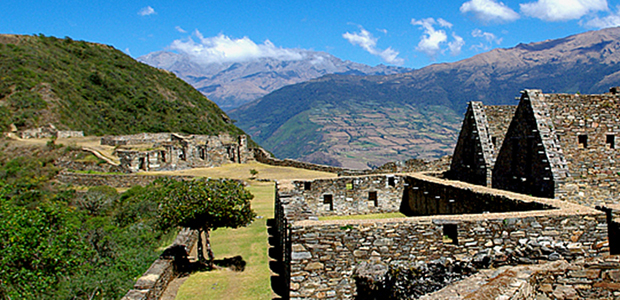 how to get to Choquequirao