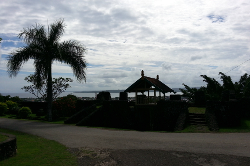 buton fort