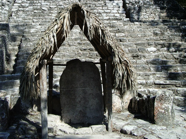 ruins in cancun