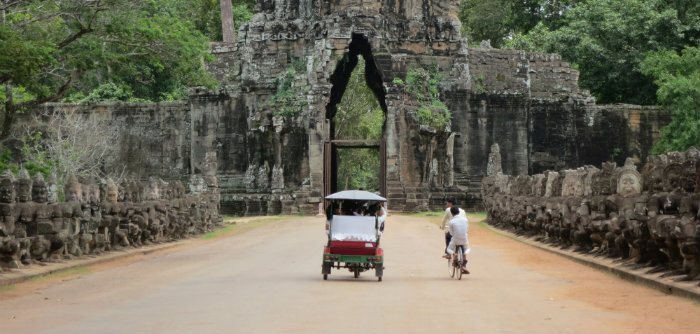 Cambodian adventures and explorations