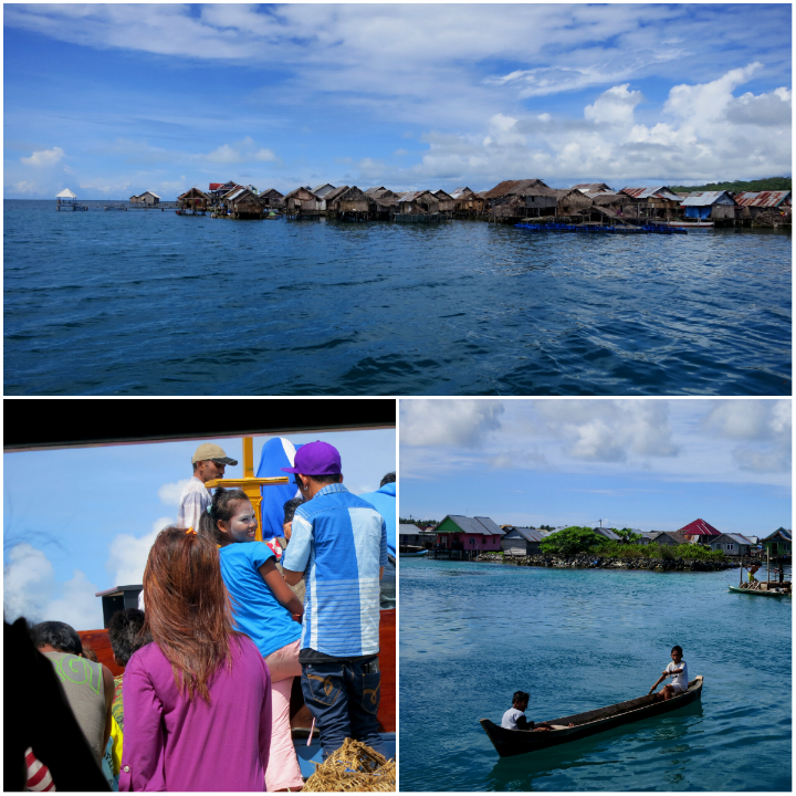 Wakatobi is famous for its floating villages.