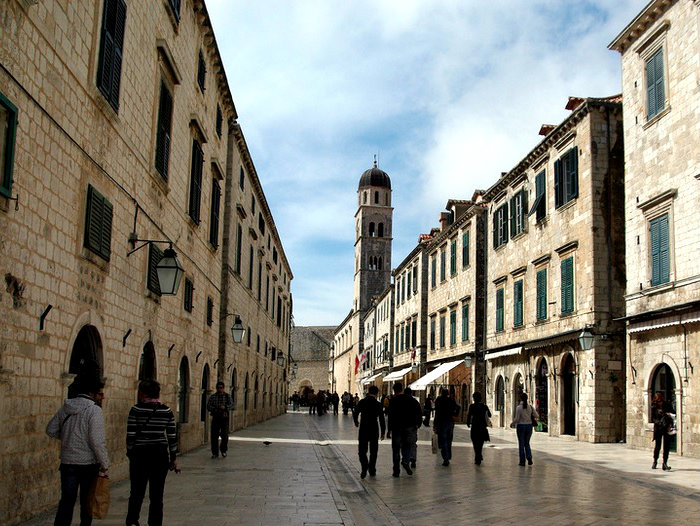 things to see croatia dubrovnik