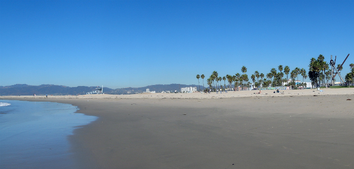 beach los angeles