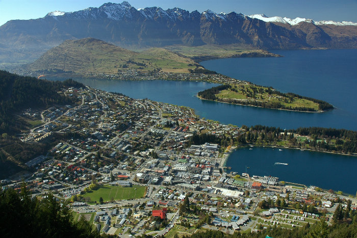 Queenstown nz